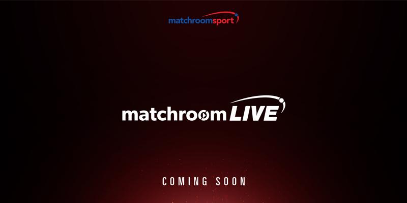 Matchroom Live Web